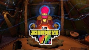 A Free Cartoon Network VR Game Is Coming Next Month