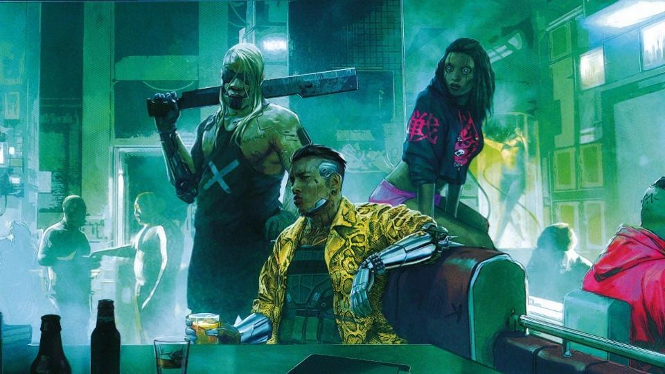 Cyberpunk 2077 is getting multiplayer after launch