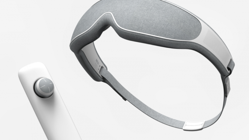 Google may be working on a wireless virtual reality glass for Stadia
