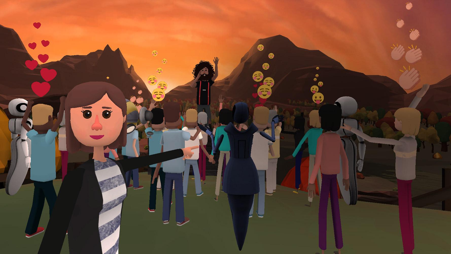Social VR Platform 'AltspaceVR' Coming to Oculus Quest Mid-September