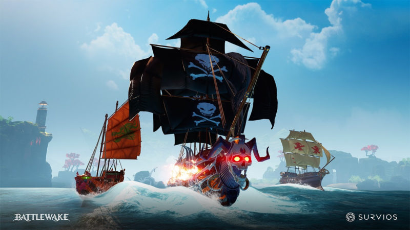 Survios launches VR game Battlewake on the high seas this Tuesday