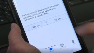 Ayden police use new App to connect with residents