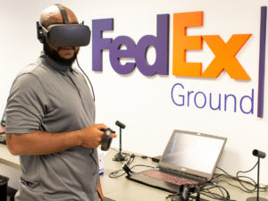 FedEx Ground Uses Virtual Reality to Train and Retain Package Handlers