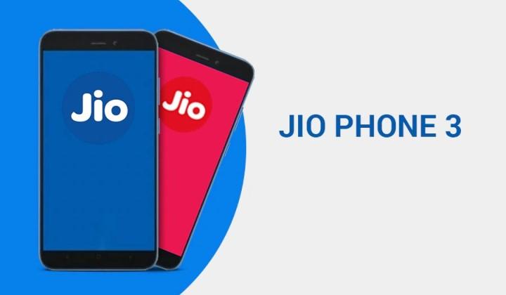 Reliance Jio Phone 3