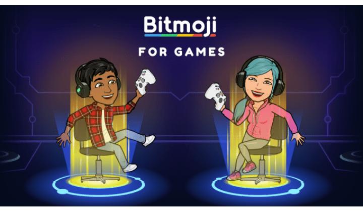 Bitmoji for Games
