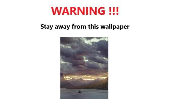 Warning This Wallpaper Will Crash Your Phone Android Gram