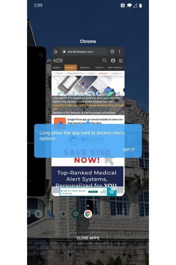 OnePlus Launcher 4.4