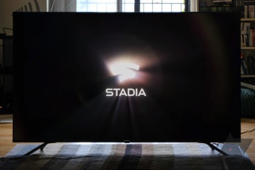 Stadia works with Android TV