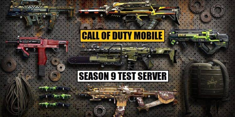 Call of Duty Mobile - Season 9 Release Date, Weapons, Operators & More - Android Gram