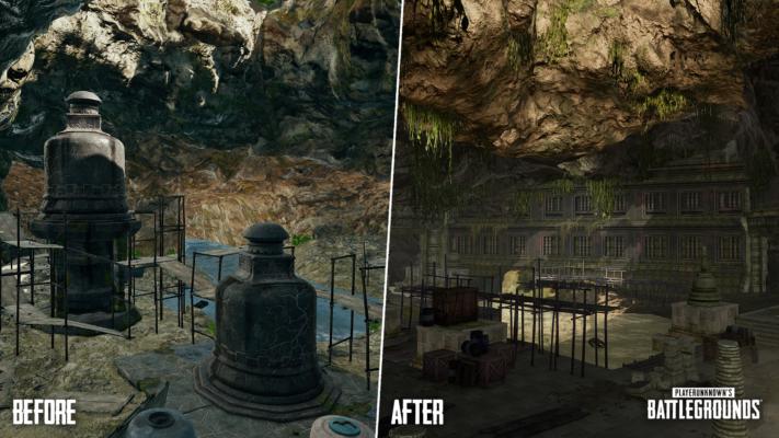 Update 8.1 Cave