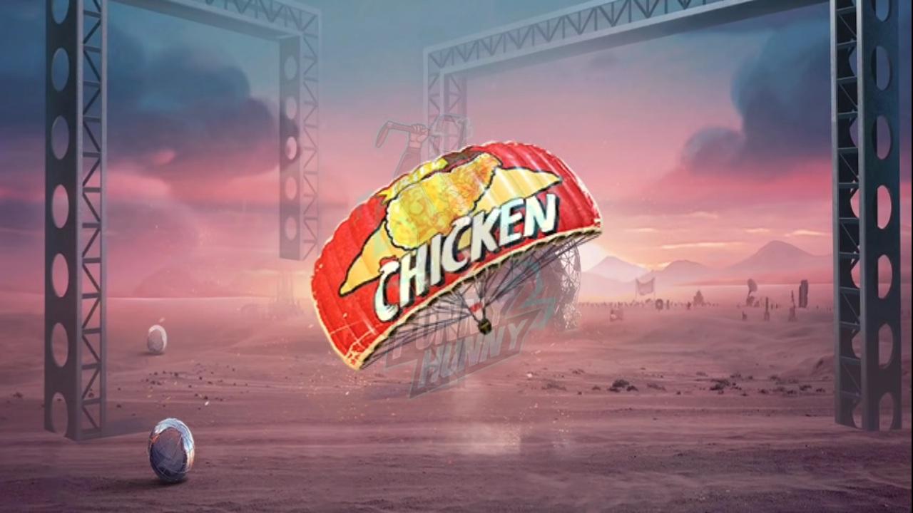 Chicken Parachute Skin