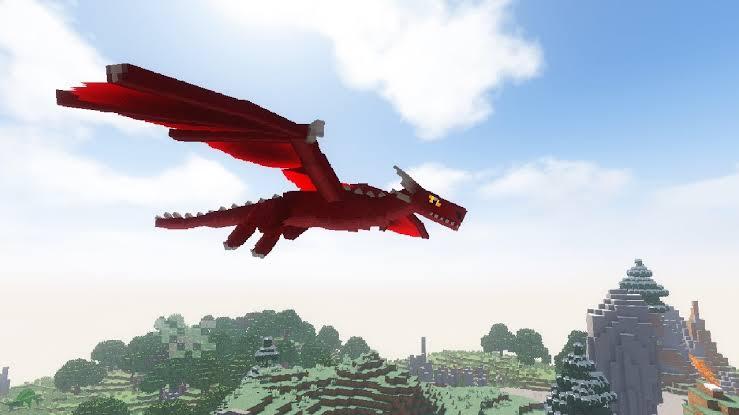 RLCRAFT Dragons