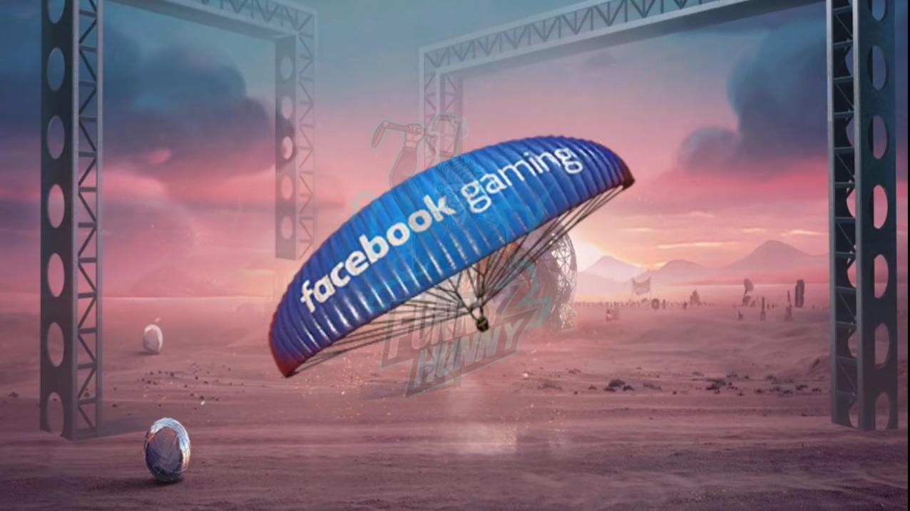 Facebook Gaming Parachute