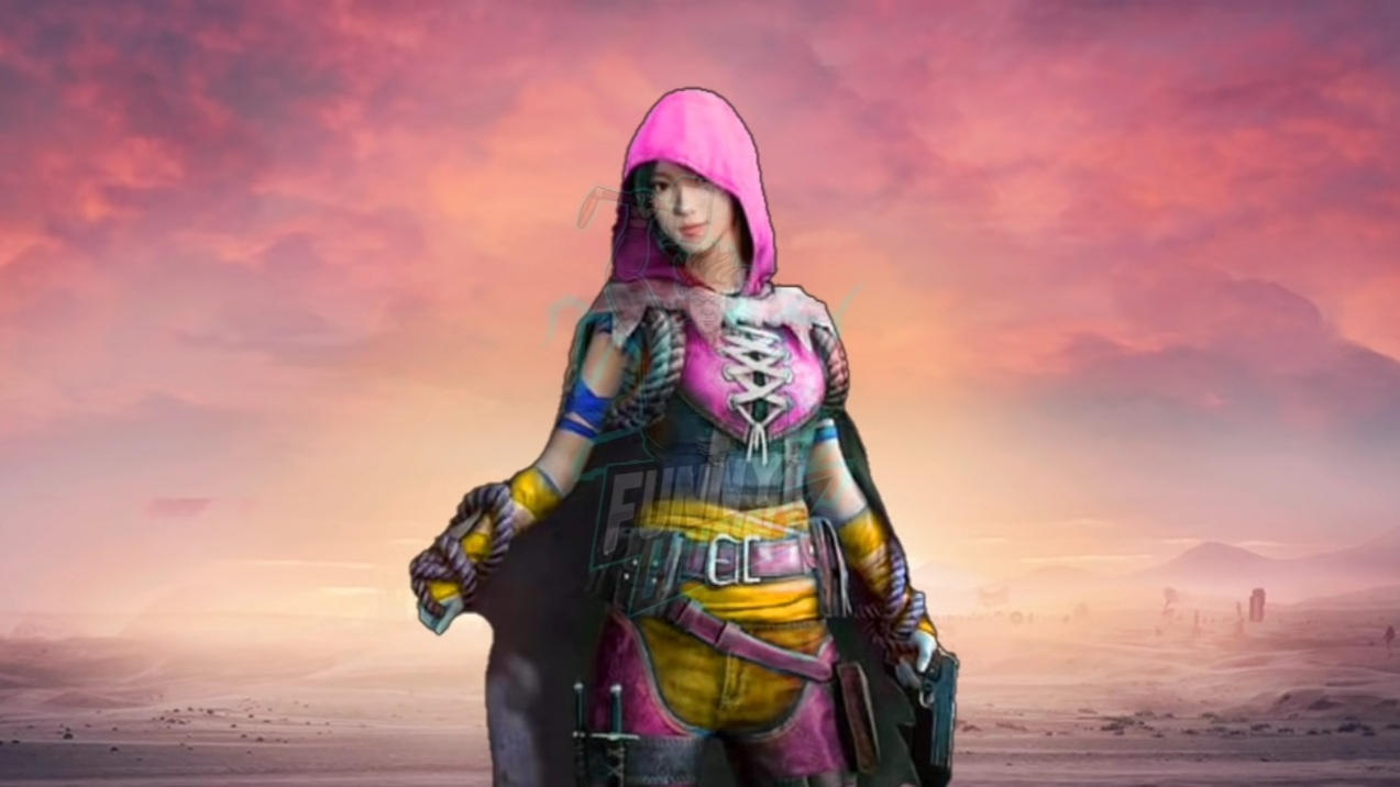 Royale Pass Female Outfit