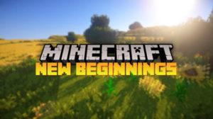 HR : New Beginnings Mod Pack For Minecraft 1.15.2 (Download Link Inside)
