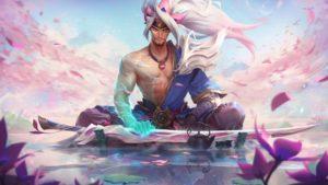 League of Legends – New Champion Yone Leaked Splash Art