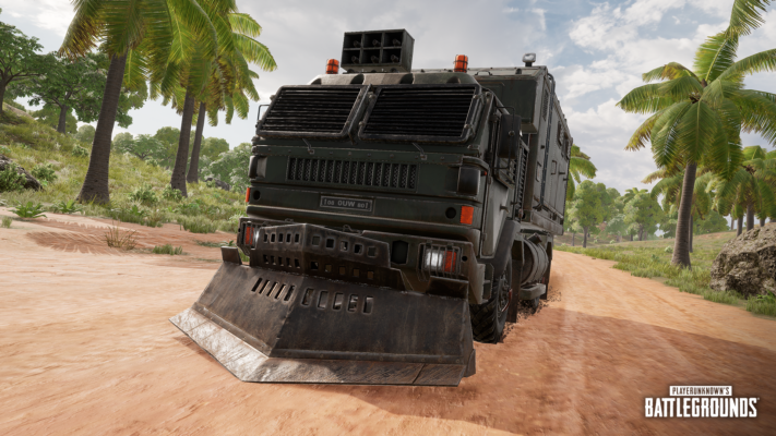 Update 8.1 Loot Trucks