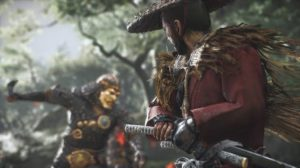 Ghost of Tsushima Melee Weapons