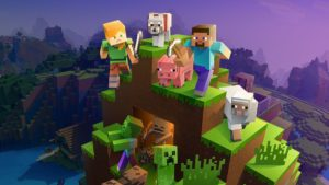 Minecraft Java 20w28a