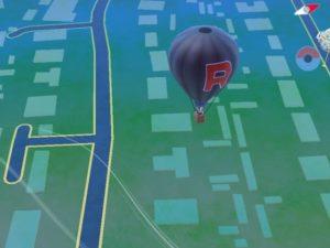 Pokémon Go Team Go Rocket Balloons
