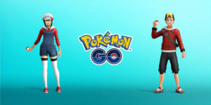 Pokémon Go – How To Get The Summer Of Galaxy Outfit