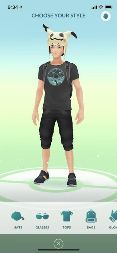 Summer of Galaxy Outfit Now Available