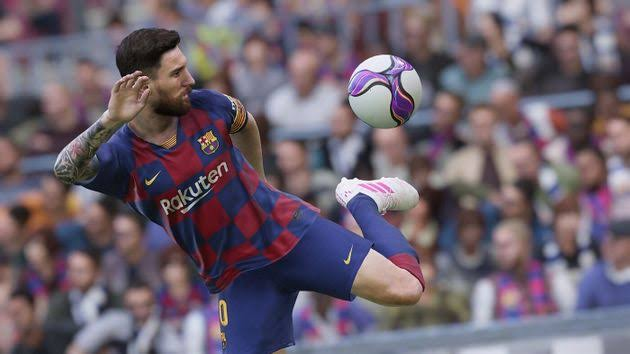 PES2020 eFootball.Pro Cup