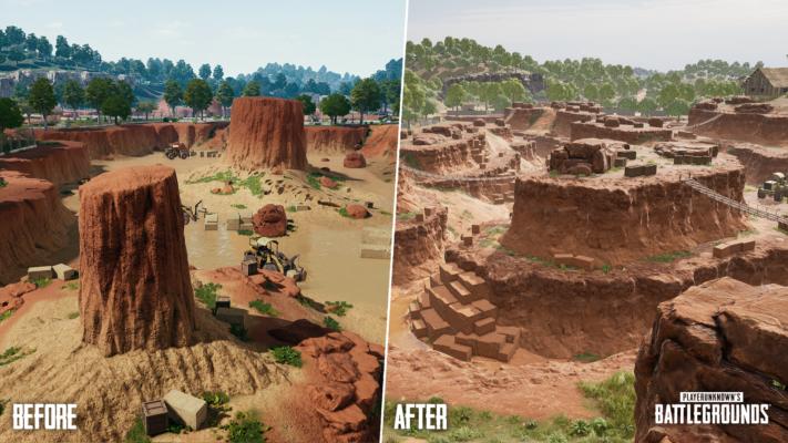 Update 8.1 Quarry