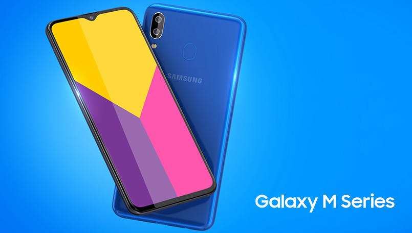 Samsung Galaxy M10 Android 10 update