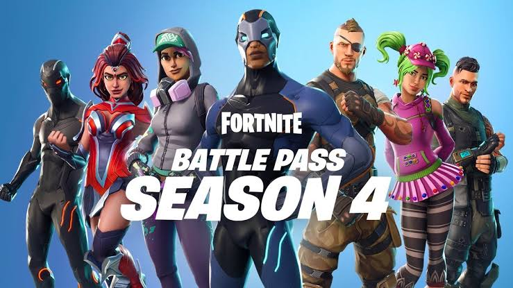 Season 4 Pass