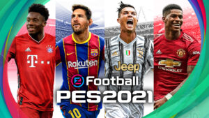 eFootball PES Mobile 2021 down & not working due to emergency maintenance
