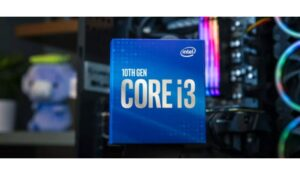 Intel launches new quad-core CPU: Core i3-10100F