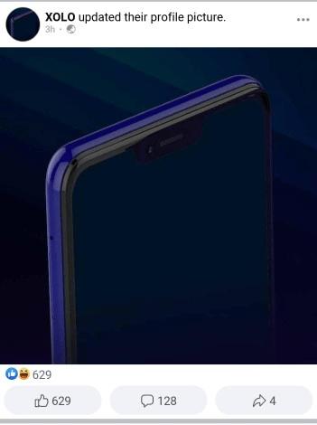 Xolo upcoming smartphone
