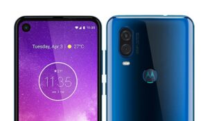 Motorola One Vision: November 2020 security update rolling out in India