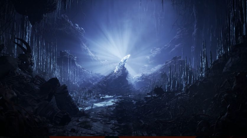 Picture of the crystal shard