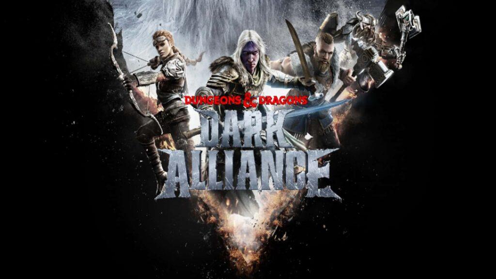 Poster of Dungeons & Dragons Dark Alliance