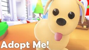 Dog pet in Adopt Me!