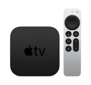 Apple TV 4K box