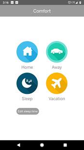GE Comfort app
