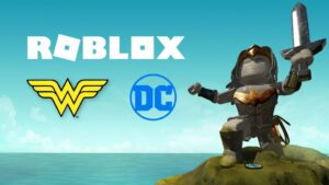Wonder Woman: The Themyscira Experience Roblox