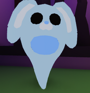 Adopt Me Ghost Bunny