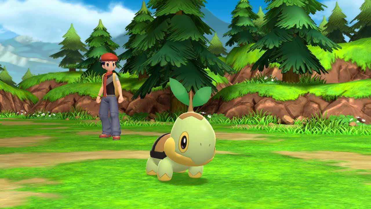 Pokemon-Brilliant-Diamond-and-Shining-Pearl-game-files-size-2021