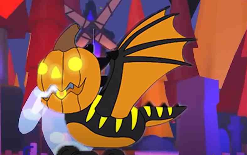 Pumpkin Dragon-1