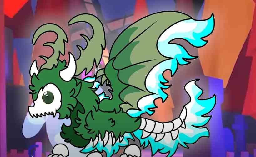 Zombie Dragon-1