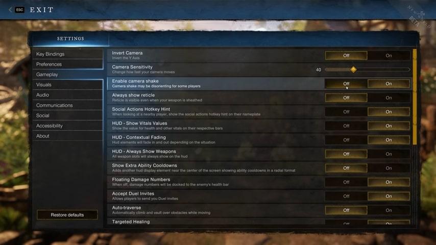 new-world-best-game-setting-2021